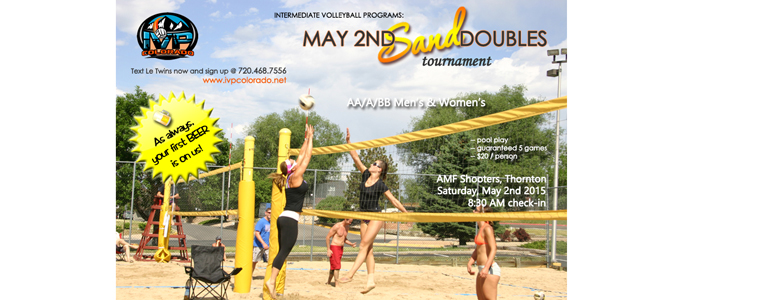 May 2 Tournament - AMF/Shooters